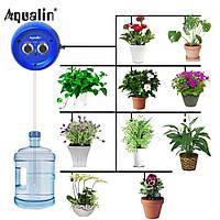 AQUALIN 22079 система капельного полива комнатных растений на акб