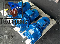 Мотор - редуктор 3МП 40 - 45 с эл. двиг. 1,5/1500, фото 1