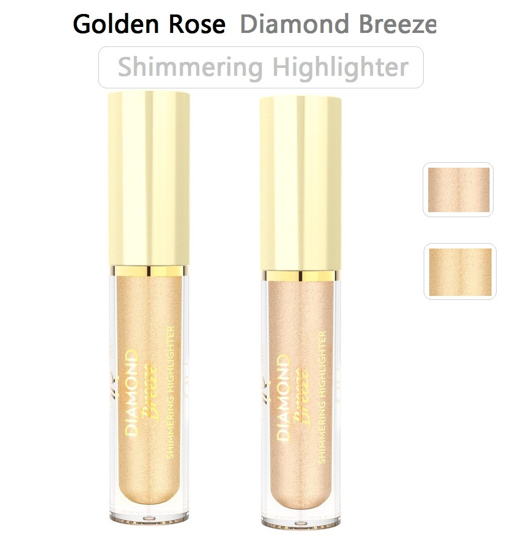 Хайлайтер жидкий Golden Rose Diamond Breeze Shimmering Highlighter