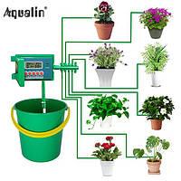 AQUALIN 22018 система капельного полива растений рассады 10 мест