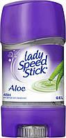 "Lady Speed Stick Дезодорант гелевый "" Aloe""( 65 g) Нидерланды"