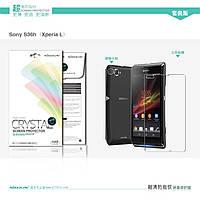 Защитная пленка Nillkin для Sony Xperia L  глянцевая