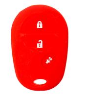 Силиконовый чехол для ключа Toyota 3 кнопки ВСЕ ЦВЕТА В НАЛИЧИЕ!