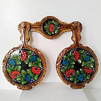 Набор досок , петриковская роспись, фото 1