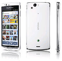 Смартфон Sony Ericsson Xperia Arc S. Водонепроницаемый смартфон. Камера 8МР. Модный телефон. Код : КТД30
