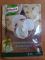 Суп -соус Knorr грибной /продукты из Венгрии/