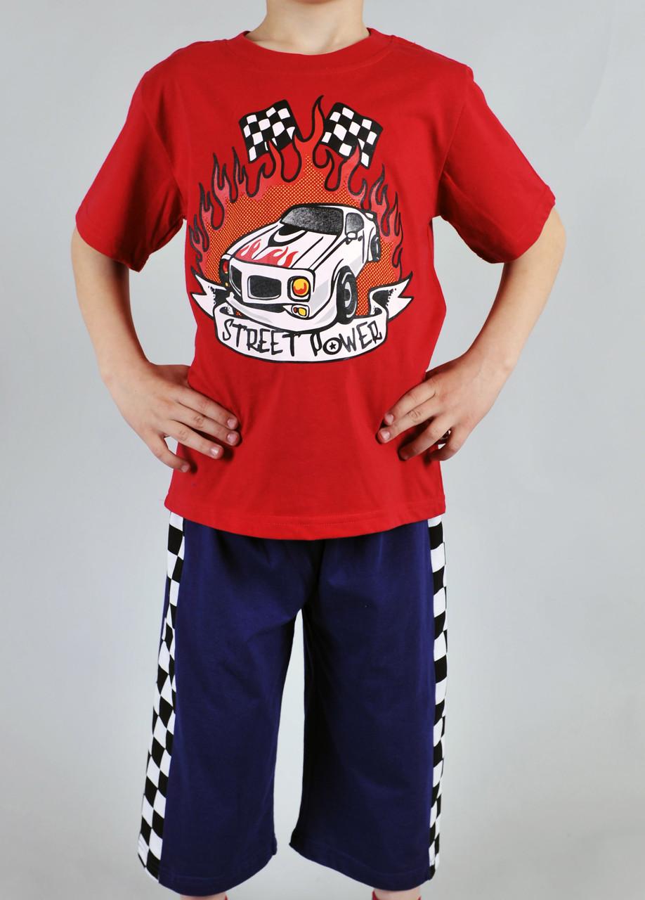 Пижама для мальчика street power 4 шт