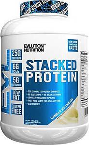 Комплексний протеїн Evlution Nutrition Stacked Protein 1814 р (уцінка)