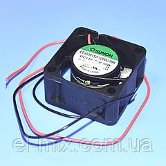 Вентилятор  12VDC, 40х40х20мм, (скольжения)  Sunon EB40201S1-1000U-999