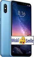 Смартфон Xiaomi Redmi Note 6 Pro 4/64GB Blue Global Version Оригинал Гарантия 3 / 12 месяцев