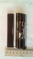 Гребёнки плоские резьбонарезные G11.(11 ниток) ,комп.из 4-х шт. для трубной резьбы. L100мм. Р6М5. ГОСТ 2287-88