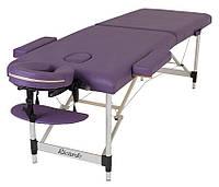 Массажный стол Ricardo MODENA-60 Фиолетовый