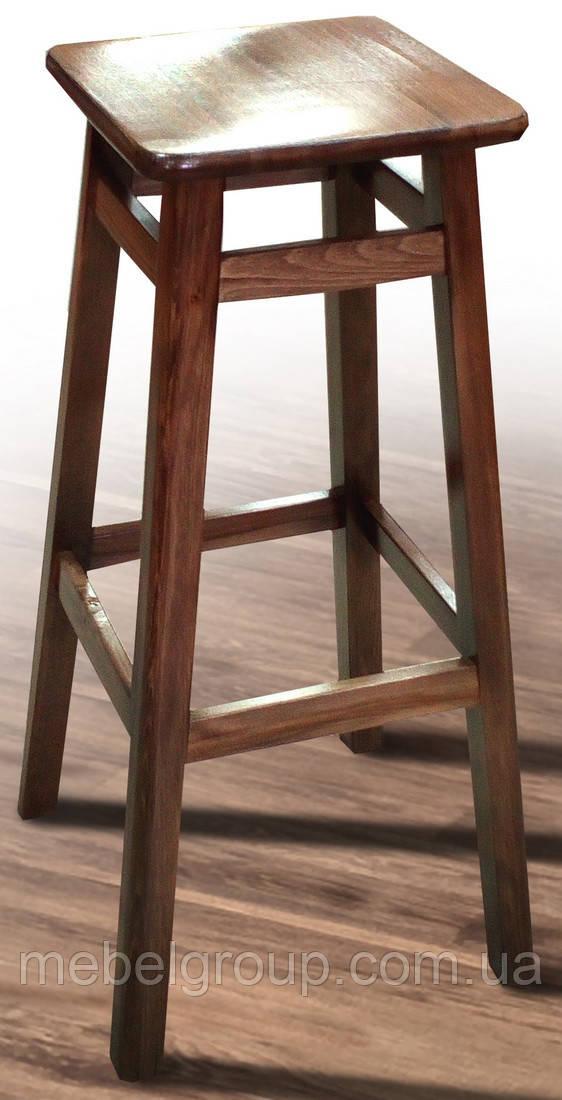 Табурет барный квадратное сиденье