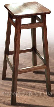 Табурет барный квадратное сиденье, фото 2