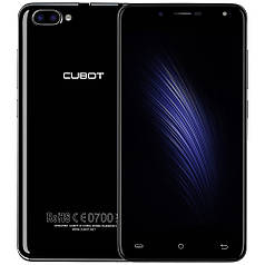 Смартфон ORIGINAL CUBOT Rainbow 2 Black (4 Core; 1.3Ghz; 1GB/16GB; 2350 mAh)