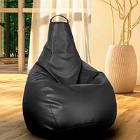 Кресло мешок Груша, ткань Кожзам