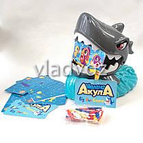 Развлекательная настольная игра бешеная Акула, фото 3