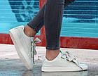 Оригинальные женские кроссовки Puma Basket Heart 40.5-41р. 363073-03, фото 3