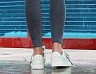 Оригинальные женские кроссовки Puma Basket Heart 40.5-41р. 363073-03, фото 2