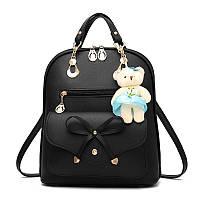 dc4845b52ab3 Рюкзак женский Candy Bear black, цена 694 грн., купить в Харькове ...