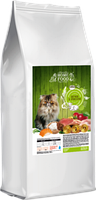 Сухой корм Home Food для котят с ягненком и рисом 10кг