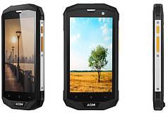 Смартфон ORIGINAL AGM A8 (4Х1.4Ghz; 3Gb/32Gb; 13МР/2МР; 4050 mAh)