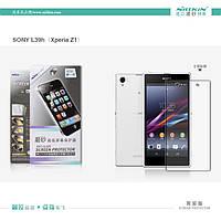 Защитная пленка Nillkin для Sony Xperia Z1 (L36h) матовая