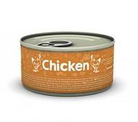 Naturea (Натуреа) Chicken Консервы для кошек с курицей 80гр