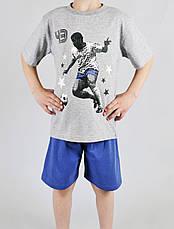 Пижама для мальчика (футбол)8шт, фото 3