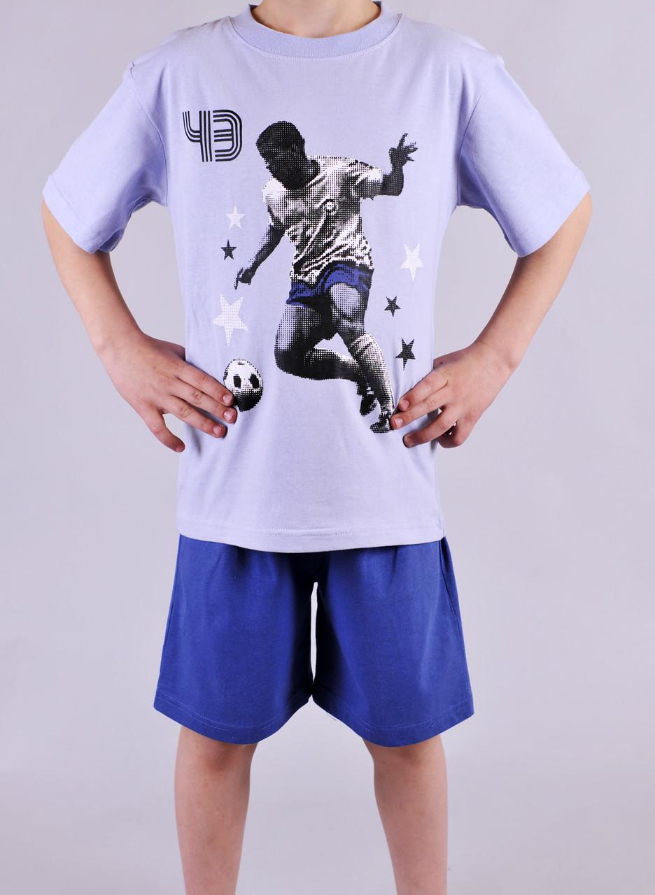 Пижама для мальчика (футбол)8шт
