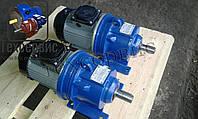 Мотор - редуктор 3МП 40 - 35,5 с эл. двиг. 1,5/1500, фото 1
