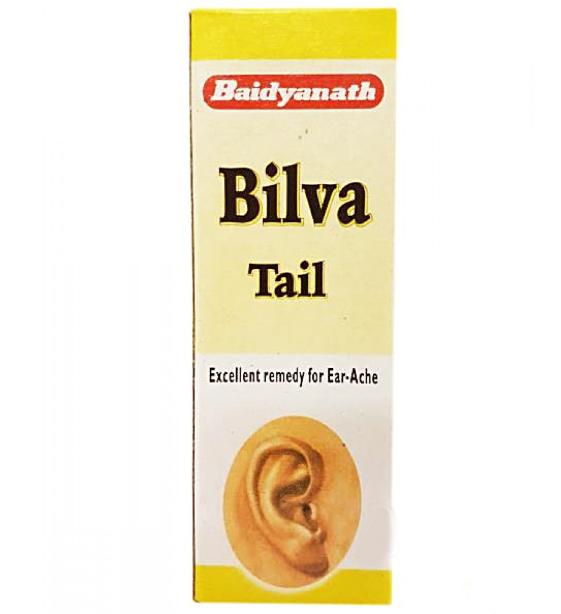 Ушные капли Билва таили Байдьянатх, Bilva Tail Oil Baidyanath