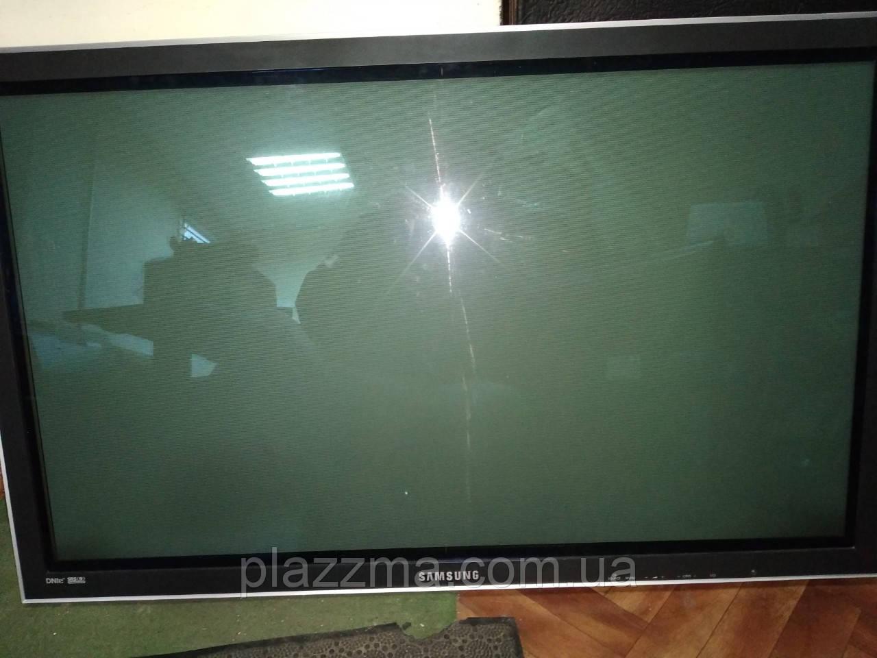Телевизор Samsung PS-42D4 SR на запчасти или восстановление