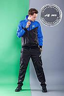 Мужской спортивный костюм из плащевки, 46, 48, 50, 52, 54