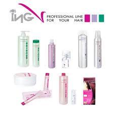 ING Professional - профессиональная косметика для волос Италия