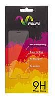 Защитное стекло HUAWEI Honor 3X в упаковке MiaMi
