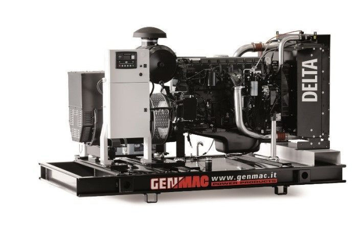Дизельный генератор Genmac Delta G350 DO (280 кВт)