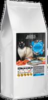 Сухой корм Home Food гипоаллергенный для взрослых котов морской коктейль 10кг