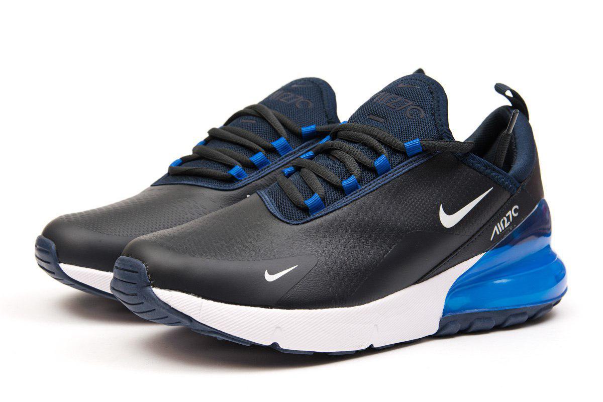 ff3fdf88 Купить Мужские кроссовки Nike Air Max 270, темно-синий (15305), р ...