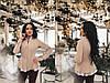 """Нарядная женская рубашка """"TORY"""" с баской и длинным рукавом (4 цвета), фото 4"""