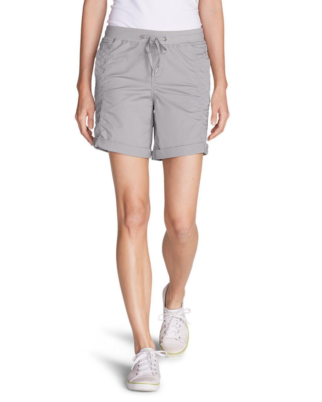 Шорты Eddie Bauer Kick Back Twill Shorts 6US