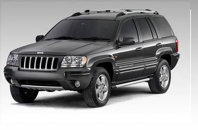 Jeep grand cherokee (внедорожник) (1999-2004)