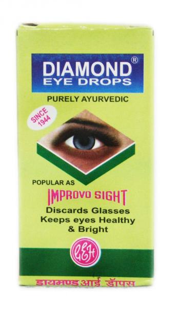 Глазные капли Даймонд,  Diamond Eye drops, 10 мл