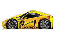 Кровать машина Viorina-Deko Lamborghini 1740*836 желтая Б0023