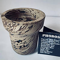 Глиняная чаша для кальяна Solaris (Солярис) - Phobos, фото 1