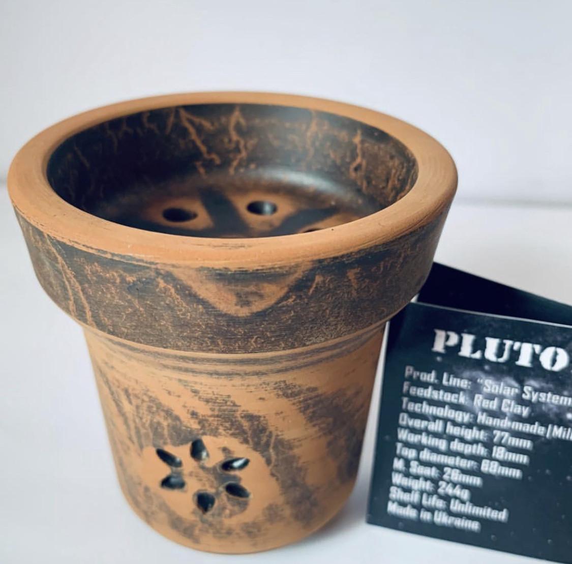 Глиняная чаша для кальяна Solaris - Pluto