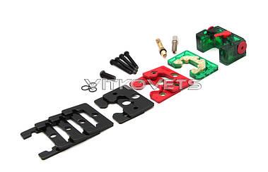 Блок смазки и пылезащиты HIWIN HG15H, модуль Е2, серия KK, для HGR15