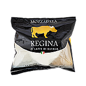 Свежий сыр из буйволиного молока Mozzarella bufala Campana D.O.P 125 г