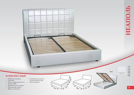 Кровать «Неаполь», фото 2