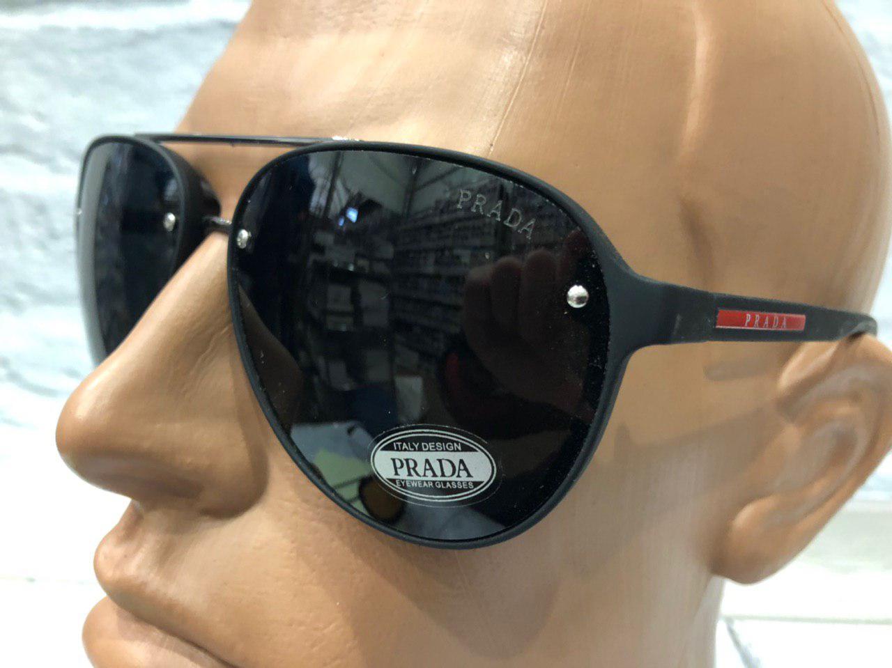 aa01ba19c4bb Солнцезащитные очки Prada Код 10-86-84, цена 344,25 грн., купить в ...